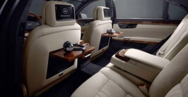 2012 M-Benz S-Class S600L  第9張相片