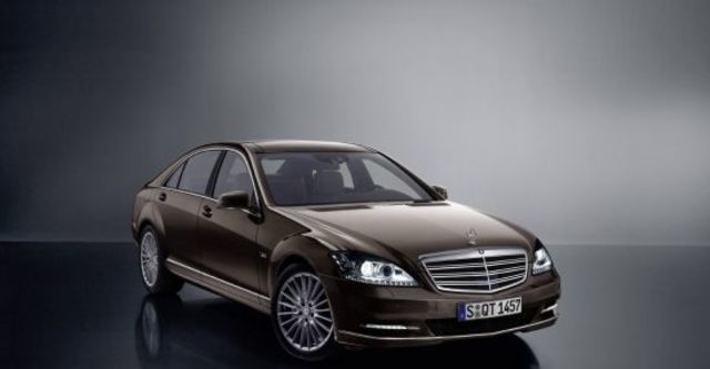 2012 M-Benz S-Class S600L  第10張相片