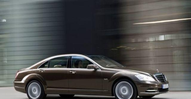2012 M-Benz S-Class S600L  第11張相片