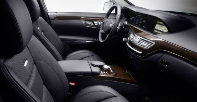 2012 M-Benz S-Class S63L AMG  第6張相片