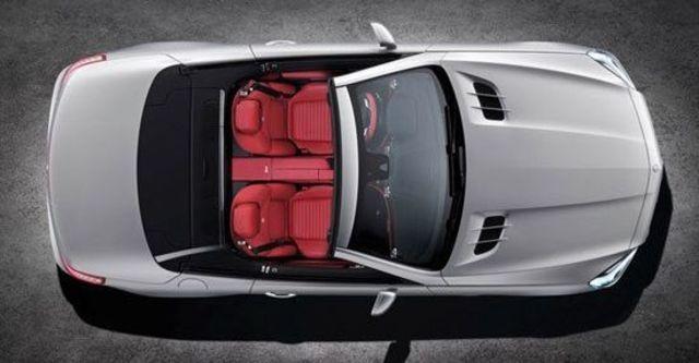 2012 M-Benz SL-Class SL500 BlueEFFICIENCY  第5張相片