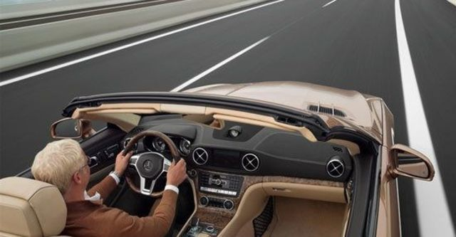 2012 M-Benz SL-Class SL500 BlueEFFICIENCY  第6張相片