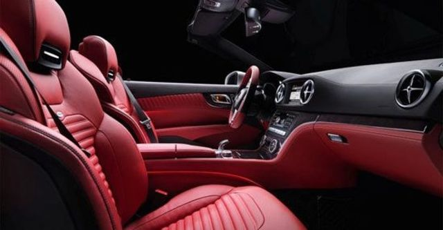 2012 M-Benz SL-Class SL500 BlueEFFICIENCY  第8張相片