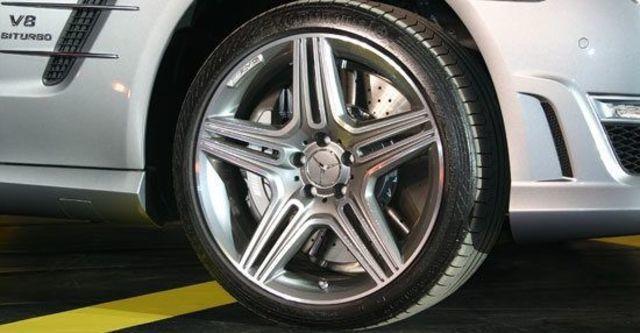 2012 M-Benz SL-Class SL63 AMG  第3張相片