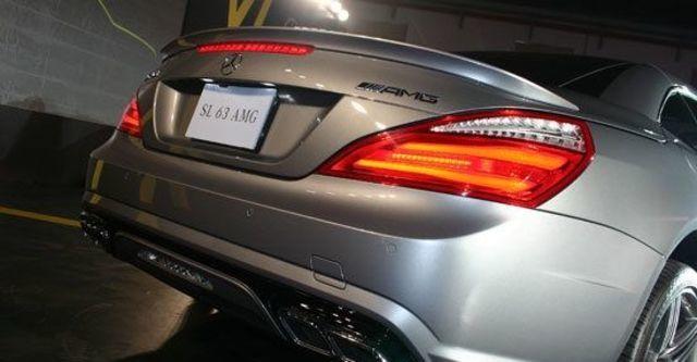 2012 M-Benz SL-Class SL63 AMG  第4張相片