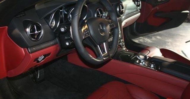 2012 M-Benz SL-Class SL63 AMG  第9張相片