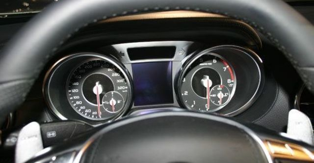 2012 M-Benz SL-Class SL63 AMG  第13張相片