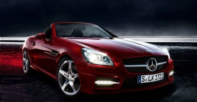 2012 M-Benz SLK-Class SLK350 BlueEFFICIENCY  第1張相片