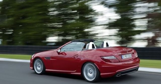 2012 M-Benz SLK-Class SLK350 BlueEFFICIENCY  第3張相片