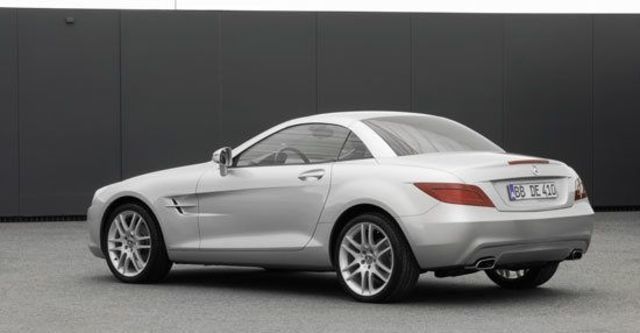 2012 M-Benz SLK-Class SLK350 BlueEFFICIENCY  第4張相片