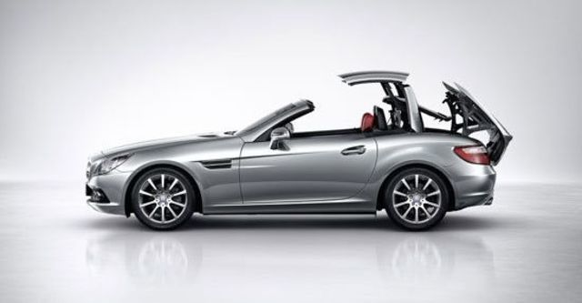 2012 M-Benz SLK-Class SLK350 BlueEFFICIENCY  第8張相片