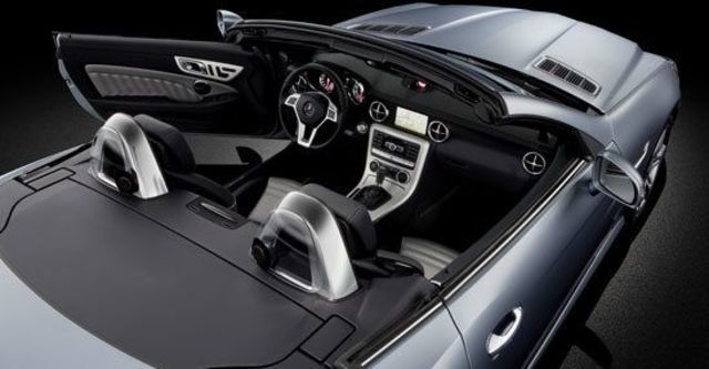 2012 M-Benz SLK-Class SLK350 BlueEFFICIENCY  第9張相片