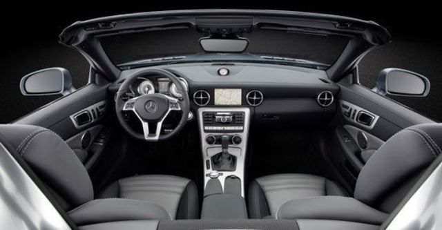 2012 M-Benz SLK-Class SLK350 BlueEFFICIENCY  第10張相片