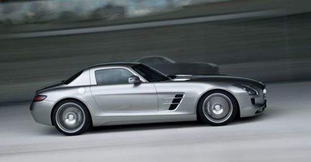 2012 M-Benz SLS AMG 6.3  第5張相片