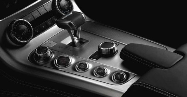 2012 M-Benz SLS AMG 6.3  第7張相片