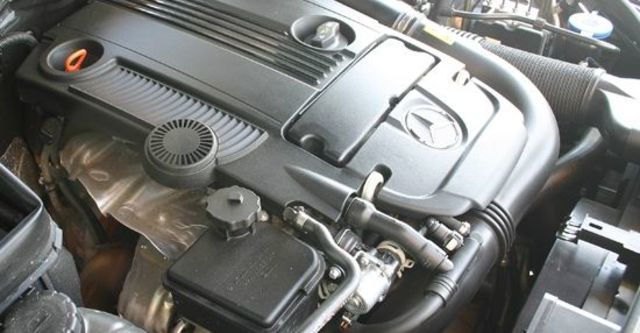 2011 M-Benz C-Class Coupe C250 BlueEFFICIENCY  第5張相片