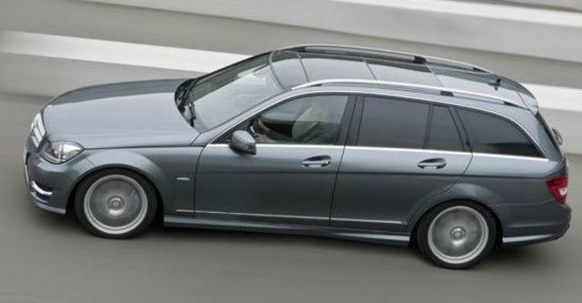 2011 M-Benz C-Class Estate C300 Avantgarde  第2張相片