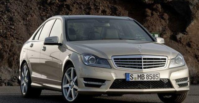 2011 M-Benz C-Class Sedan C220 CDI  BlueEFFICIENCY Classic  第1張相片