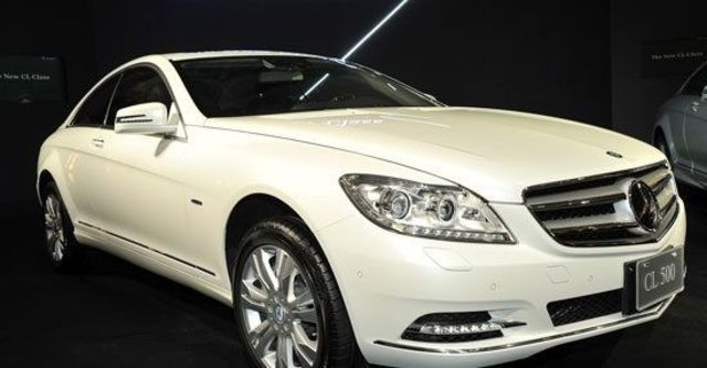 2011 M-Benz CL-Class CL500 BlueEFFICIENCY  第1張相片