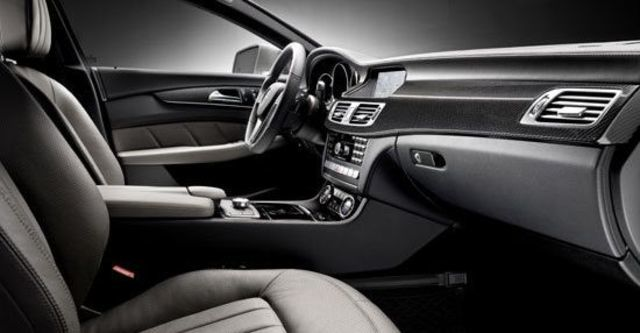 2011 M-Benz CLS-Class CLS350 BlueEFFICIENCY  第3張相片