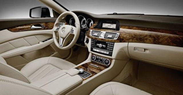 2011 M-Benz CLS-Class CLS350 BlueEFFICIENCY  第4張相片