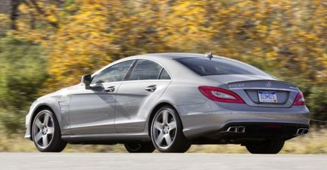 2011 M-Benz CLS-Class CLS63 AMG  第3張相片