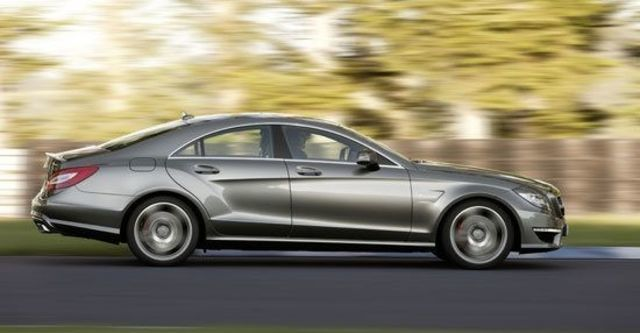 2011 M-Benz CLS-Class CLS63 AMG  第7張相片
