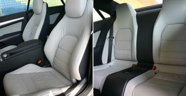 2011 M-Benz E-Class Coupe E250 CGI Avantgarde  第9張相片