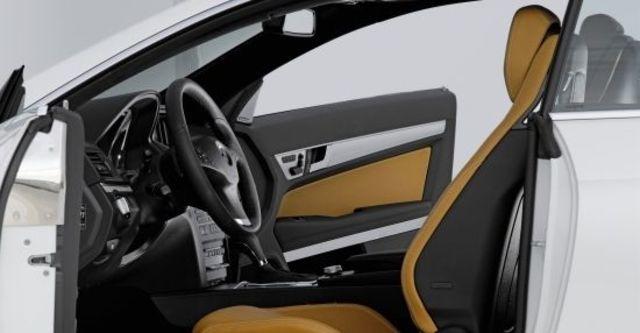 2011 M-Benz E-Class Coupe E350 Avantgarde  第6張相片