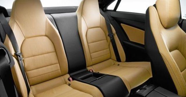 2011 M-Benz E-Class Coupe E350 Avantgarde  第7張相片