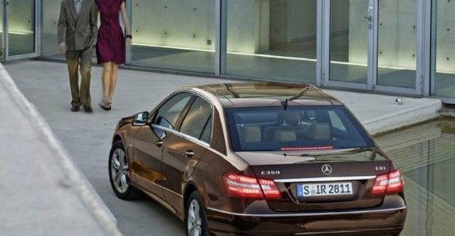 2011 M-Benz E-Class Sedan E250 CGI Avantgarde  第4張相片