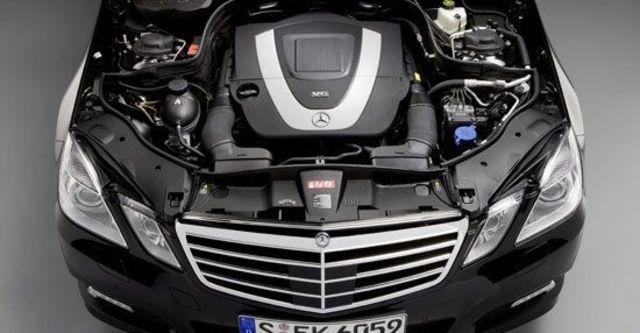 2011 M-Benz E-Class Sedan E350 Avantgarde  第7張相片