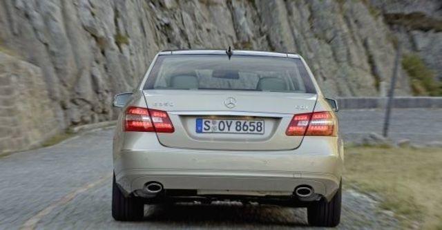 2011 M-Benz E-Class Sedan E350 CDI Elegance  第6張相片