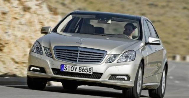 2011 M-Benz E-Class Sedan E350 CDI Elegance  第7張相片