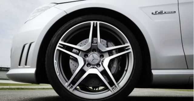 2011 M-Benz E-Class Sedan E63 AMG  第11張相片