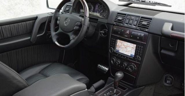 2011 M-Benz G-Class G500 L  第6張相片