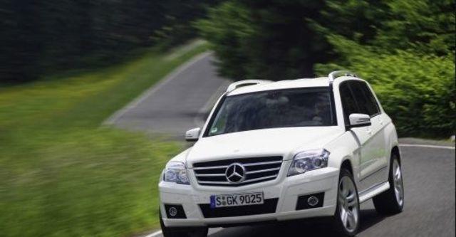 2011 M-Benz GLK-Class GLK220 CDI 4MATIC  第1張相片