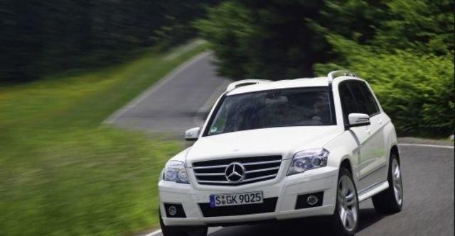 2011 M-Benz GLK-Class GLK220 CDI 4MATIC  第2張相片