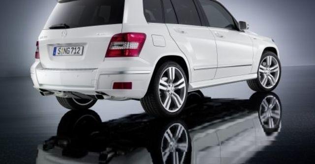 2011 M-Benz GLK-Class GLK220 CDI 4MATIC  第3張相片