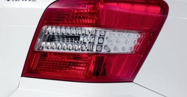 2011 M-Benz GLK-Class GLK220 CDI 4MATIC  第6張相片
