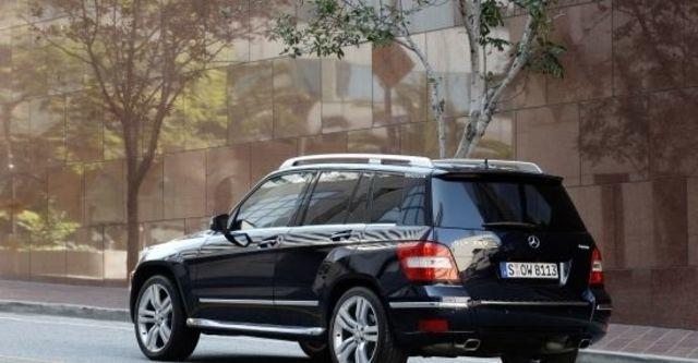 2011 M-Benz GLK-Class GLK300 4MATIC  第4張相片