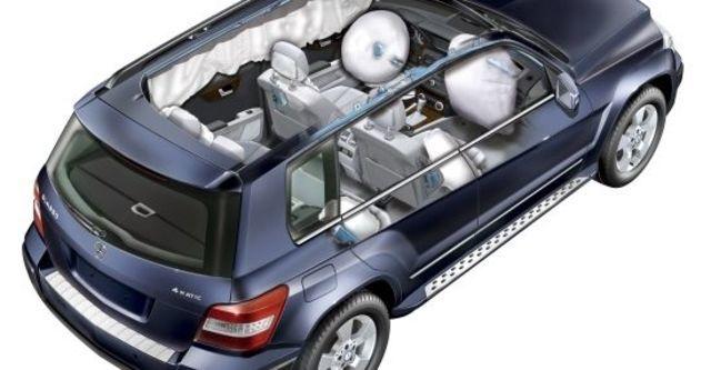 2011 M-Benz GLK-Class GLK300 4MATIC  第5張相片