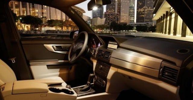 2011 M-Benz GLK-Class GLK300 4MATIC  第6張相片