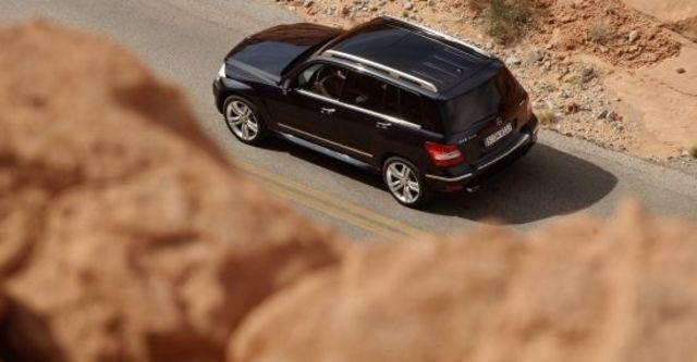 2011 M-Benz GLK-Class GLK300 4MATIC  第7張相片