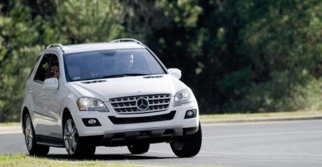 2011 M-Benz M-Class ML350 CDI Grand Edition標準版  第2張相片