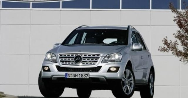 2011 M-Benz M-Class ML350 Grand Edition標準版  第1張相片