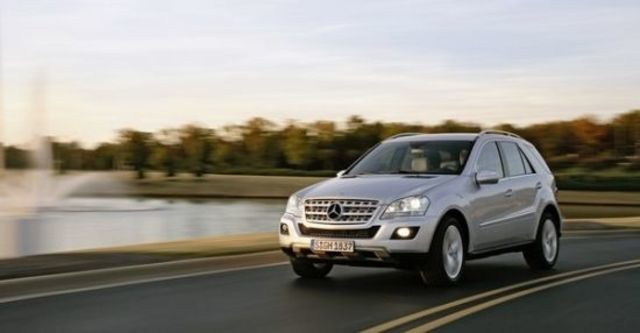 2011 M-Benz M-Class ML350 Grand Edition標準版  第5張相片