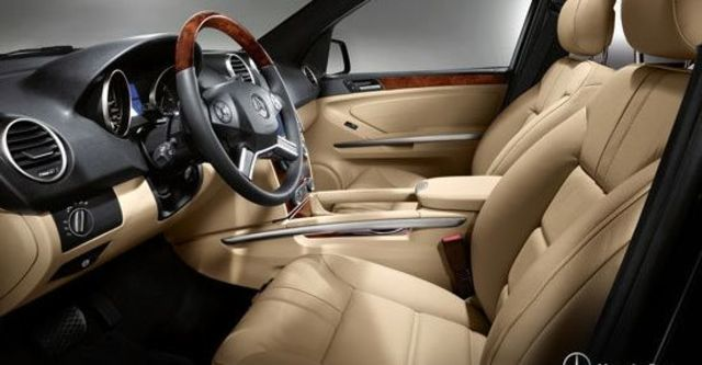 2011 M-Benz M-Class ML350 Grand Edition豪華版  第6張相片