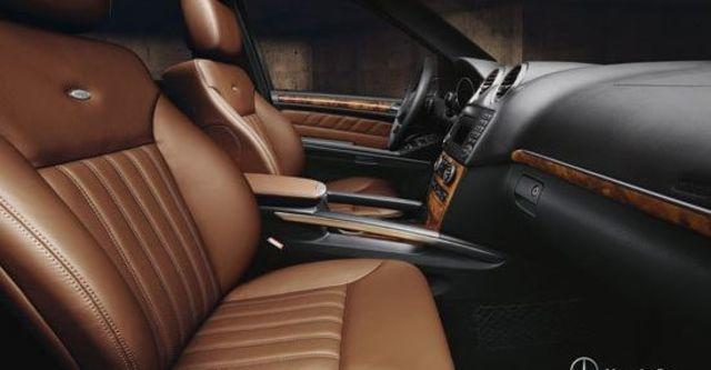 2011 M-Benz M-Class ML350 Grand Edition豪華版  第9張相片