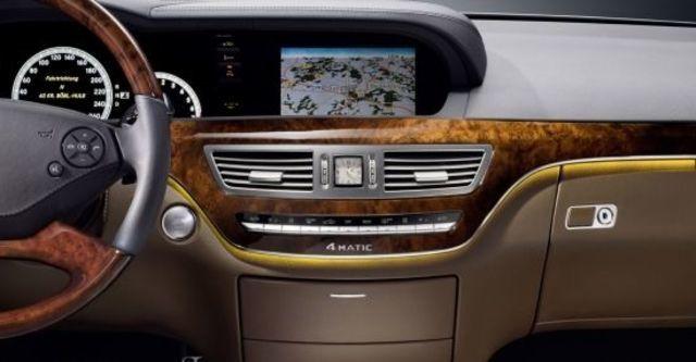 2011 M-Benz S-Class S500 L BlueEFFICIENCY  第6張相片